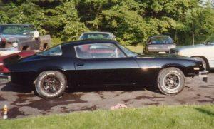 1976 Chevy Camaro