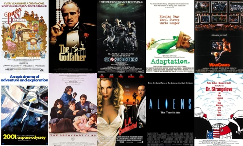 Five Favorite Movies